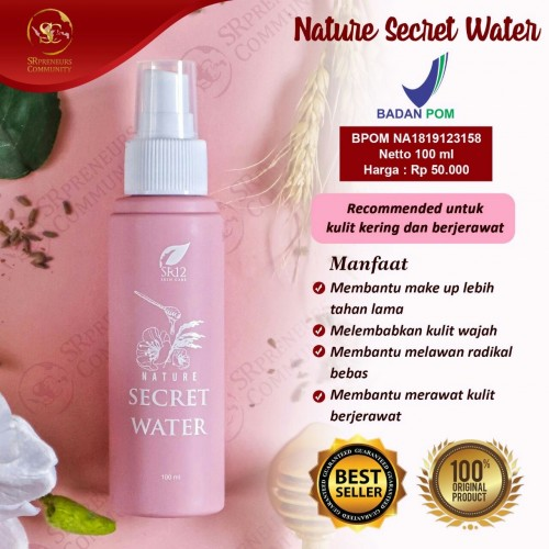 NATURE SECRET WATER
