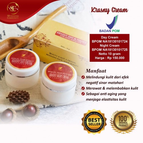 KRASNY DAY & NIGHT CREAM