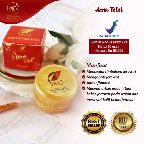 ACNE CREAM TOTOL